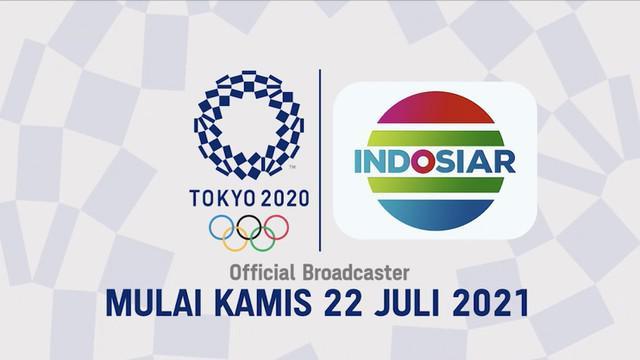 Berita video jangan lewatkan dan saksikan keseruan Olimpiade Tokyo 2020 yang akan disiarkan Indosiar mulai Kami, 22 Juli 2021.