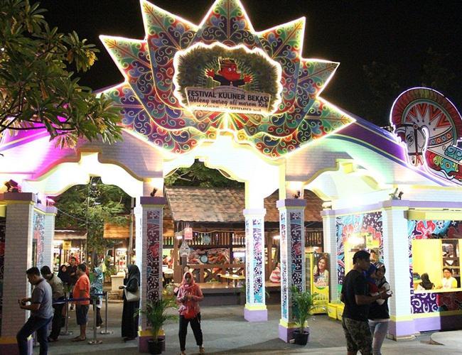 Festival Kuliner Bekasi (FKB)/copyright Sumarecon Mall Bekasi