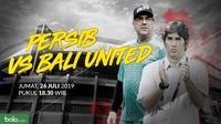 Liga 1 2019: Persib Bandung vs Bali United. (Bola.com/Dody Iryawan)