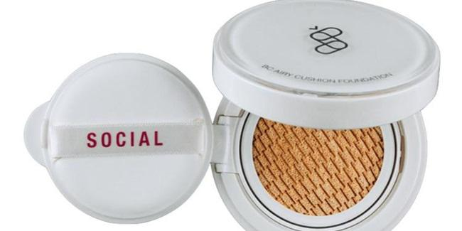 Social Cosmetics BC Airy Cushion Foundation/copyright sociolla.com