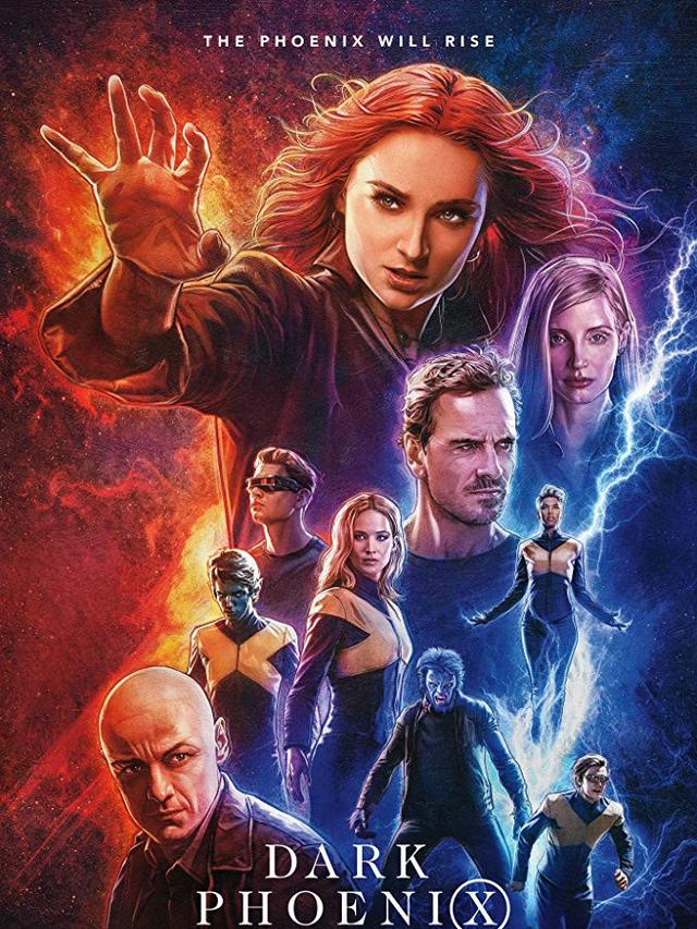 Sudah Tayang Di Bioskop Ini Dia 7 Fakta Menarik X Men Dark Phoenix Citizen6 Liputan6 Com