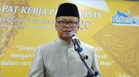 Menteri Kelautan dan Perikanan, Edhy Prabowo. (Tira/Liputan6.com)