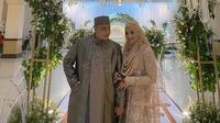 Resepsi pernikahan Ameer Azzikra (Sumber: Instagram/ameer_azzikra)