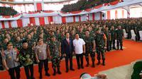 Presiden Joko Widodo atau Jokowi memastikan bahwa tunjangan operasional bagi Babinsa akan segera dicairkan.