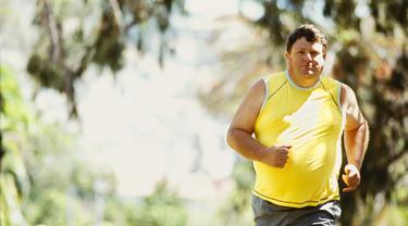Kurangi Asupan Kalori dan Olahraga Ringan, Bobot Bisa Turun 2 Kg