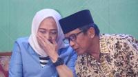 Bupati Bojonegoro Anna Muawanah dan wakilnya. (Ahmad Adirin/Liputan6.com)