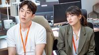 Suzy dan Nam Joo Hyuk (Sumber: Instagram/tvndrama.official)