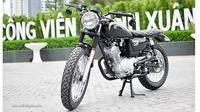 Yamaha YB125 SP. (Motosaigon)