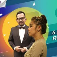 Beddu dan deretan artis yang berduka saat Ramadan. (Foto: Instagram/beddu17 Adrian Putra/Bintang.com Desain: Nurman Abdul Hakim/Bintang.com)