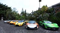 McLaren Club Indonesia Java Urban Drive 2017 (McLaren)