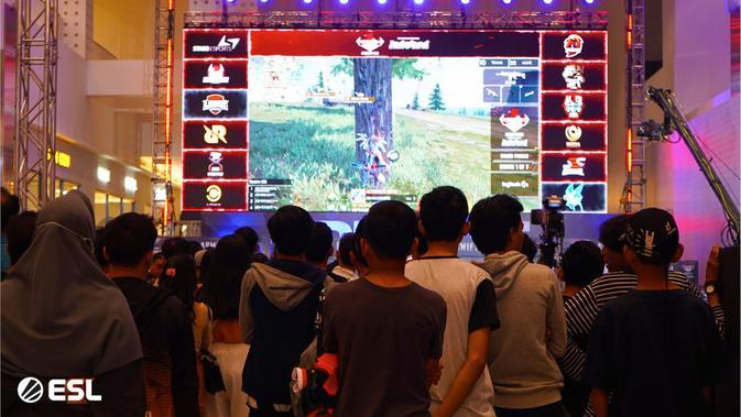 Juarai ESL Jagoan Series 2019, Dranix Esports kantongi Rp 113,6 juta. (Doc: ESL Indonesia)