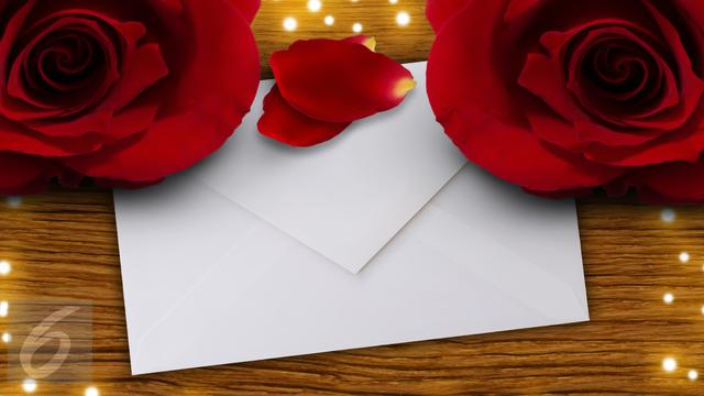 Begini Caranya Menulis Surat Cinta Yang Romantis Lifestyle