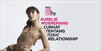 LADY BOSS: Kisah Aurelie Moeremans Terjebak Toxic Relationship Saat Remaja