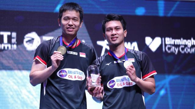 Image result for Mohammad Ahsan/Hendra Setiawan