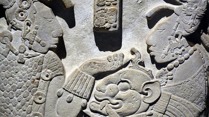 Piramida warisan peradaban Suku Maya (Wikipedia/ Creative Commons)