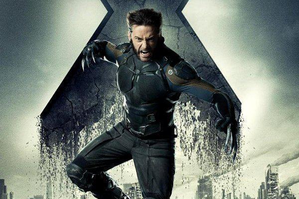 Hugh Jackman di X-Men: Days of Future Past. (Marvel / Fox)