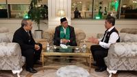 Menteri Agama Lukman Hakim Saifuddin dijadwalkan akan melepas kloter terakhir jemaah haji Indonesia. (www.kemenag.go.id)