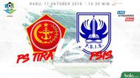 Liga 1 2018 PS TIRA Vs PSIS Semarang (Bola.com/Adreanus Titus)
