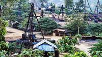 Geopark ( Dok Dinas Kebudayaan dan Pariwisata Kabupaten Bojonegoro)