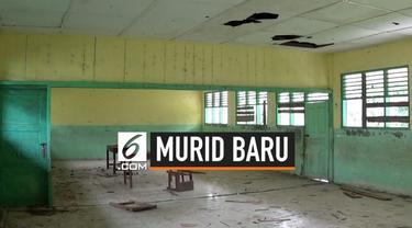 Memprihatinkan kondisi Sekolah Dasar Negeri di Padang, Sidempuan, Sumatera Utara. Dua kali tahun ajaran baru tak ada satupun murid yang mendaftar ke sekolah ini. Tahun 2019 kelas satu dan dua tidak ada muridnya.