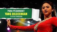 Dewi Perssik (Liputan6.com/Sangaji)
