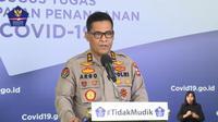 Kadiv Humas Polri Irjen Raden Prabowo Argo Yuwono. (foto: dokumentasi Humas Polri)
