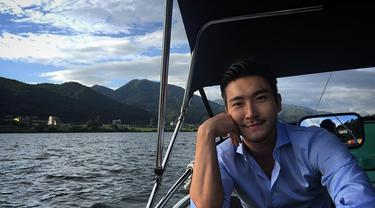 Choi Siwon Super Junior (Instagram/ siwonchoi)