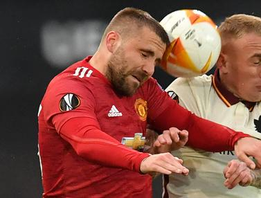 Foto: 5 Pemain yang Nilainya Meningkat Tajam usai Aksinya di Euro 2020, Termasuk Bek Manchester United Luke Shaw