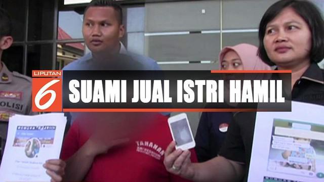 Seorang pria di Surabaya, Jawa Timur, jual istri yang hamil empat bulan dan masih di bawah umur kepada lelaki hidung belang.