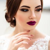 Makeup pengantin. (Foto: shutterstock.com By Daria_Cherry)
