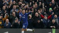 7.Eden Hazard (Chelsea) - 12 gol dan 11 assist (AFP/Daniel Leal Olivas)