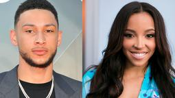 Seperti yang sudah diberitakan sebelumnya, Tinashe adalah kekasih Ben Simmons sebelum ia memutuskan untuk bersama dengan Kendall Jenner. (Getty Images/Cosmopolitan)