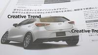 Mazda2 facelift dikabarkan segera dirilis dalam waktu dekat. (Creative Trend)
