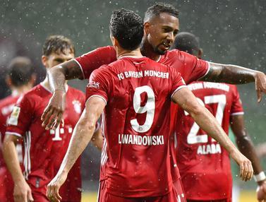Bayern Munchen Juara Bundesliga 2020