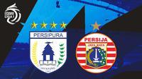 BRI Liga 1 - Persipura Jayapura Vs Persija Jakarta (Bola.com/Adreanus Titus)