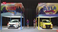 Astra Daihatsu Motor secara resmi meluncurkan dua produk baru, yakni New Daihatsu Ayla dan New Daihatsu Sirion di Indonesia.