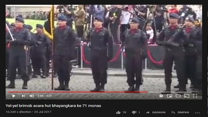 Gambar Tangkapan Layar Video dari Channel YouTube Feri Septian