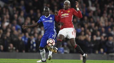 Permalukan Manchester United, Chelsea Lolos ke Semifinal Piala FA