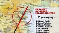 Pesawat Aviastar dilaporkan hilang kontak di kawasan Palopo, hingga seorang bocah di India sangat mahir mengemudikan traktor.