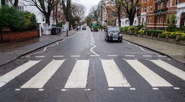 Ilustrasi Abbey Road
