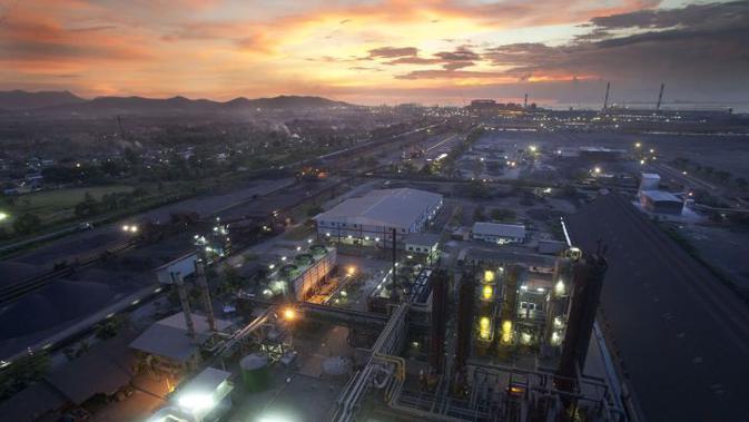 KRAS Ini Sosok Direktur Krakatau Steel yang Kena OTT KPK - Bisnis Liputan6.com
