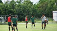 Timnas Indonesia U-15 akan menghadapi Vietnam pada laga perebutan tempat ketiga Piala AFF 2019. (dok. PSSI)