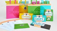 Kathy Mueller berhasil membuat Clean Break Candy, permen khusus untuk si patah hati. (Behance.net)