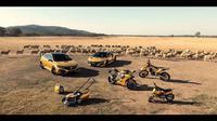 Edisi 50 tahun Honda Australia (Carscoops)
