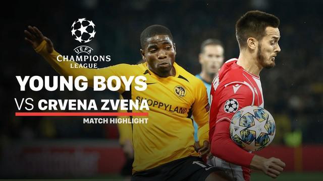 Berita video highlights playoff Liga Champions 2019-2020 antara Young Boys melawan Crvena Zvezda yang berakhir dengan skor 2-2, Rabu (21/8/2019).