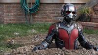 Scott ditempatkan di bawah rumah tahanan setelah Civil War. Hal itu membuatnya tak tampil di The Avengers: Infinity War. (Marvel Cinematic Universe)