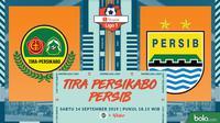 Shopee Liga 1 - Tira Persikabo Vs Persib Bandung (Bola.com/Adreanus Titus)