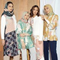 Yansa, Koleksi Kolaborasi Cotton Ink dan Ria Miranda untuk Meriahkan Bulan Ramadan. Sumber foto: Akun Instagram @cottonink.