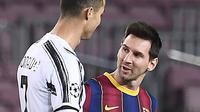 Lionel Messi mendapat kartu merah pertama dalam karirnya di level klub. Lalu, berapa kali Cristiano Ronaldo mendapatkan kartu merah dalam karirnya?