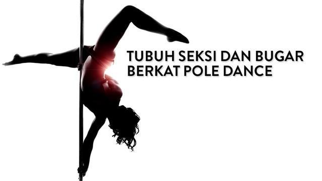 Pole Dance, olah raga gaya hidup kian populer di Jakarta. Vicky Burki yang sebelumnya terkenal sebagai instruktur senam adalah orang yang memelopori olah raga ini.